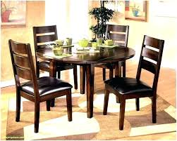 circular kitchen table small round tables set circle dining room glass
