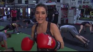 fitness gym boxing