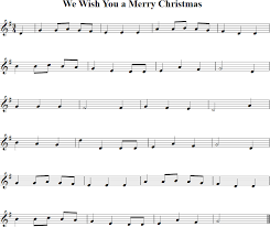 $8.99 quick view view full details compare carol of the bells sheet music w/karaoke. We Wish You A Merry Christmas Free Violin Sheet Music