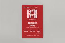 Obata Design New York New York Jazz St Louis Fonts In Use