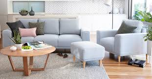 baxter round coffee table