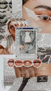 Fashion collage, Collage background ...