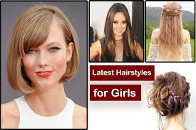 10 Best Hairstyles For Girls 2019 Find Health Tips