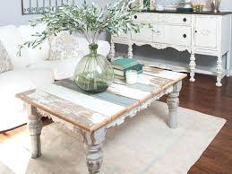 white shabby chic coffee table shabby chic coffee table be equipped tree trunk coffee table be