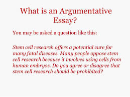 argumentative essay on stem cell research co argumentative essay on stem cell research good essay topics great expectations professional cover letter