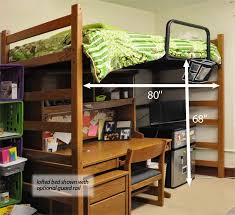 image result for how do you make a dorm room bookshelf headboard
