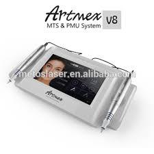artmex v8 digital tattoo permanent makeup machine for eyebrow eyeliner lip