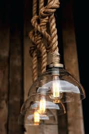 rope light fixture the prestige pendant light industrial rope light fixture rope chandelier light fixture rope