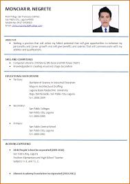 Curriculum Vitae Resume Mesmerizing Customer Service Resume Example