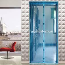 diy insect proof fiberglass door screen curtain mosquito net door curtain