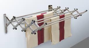 Heavy Duty Wall-Mounted Drying Rack - GCL31AL ...