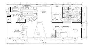 Single Wide Mobile Home Floor Plans 2 Bedroom Redman Single Wide Mobile Home Floor Plans