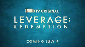 Leverage: Redemption TV Series (2021 ...