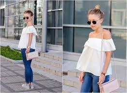 Emilia Błaszczyk - <b>Moodo</b> Blouse, Topshop <b>Jeans</b>, Daniel ...