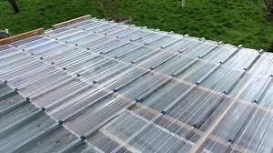 ideas plastic roof panels best house design install plastic roof