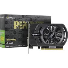<b>Видеокарта PALIT GeForce</b>® <b>GTX</b> 1650 StormX 4 Гб GDDR5 ...