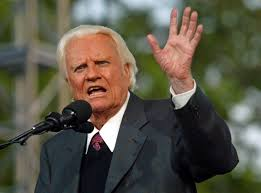 Image result for BILLY GRAHAM DIES AT 99