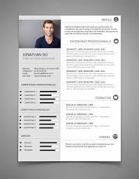 45 New Resume And Portfolio Resume Template