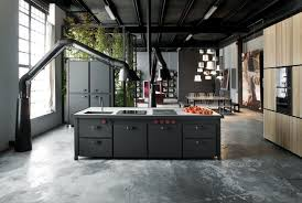 32 industrial style kitchens that will