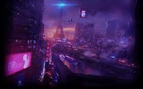 Cyberpunk Neo Paris Live Wallpaper ...