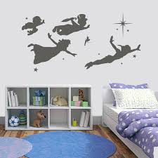 disney peter pan flying scene peter