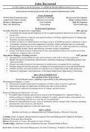 Hospital Security Officer Resume Sample New Best S Of Security Job