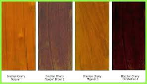 Wood Furniture Stain Color Chart Furniture Wood Stain Colors Legalduihelp Website