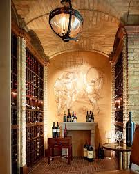 view in gallery fabulous wine cellar is an inspiration in every sense of the word cellar lighting