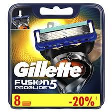 Купить <b>сменные кассеты Gillette Fusion5</b> ProGlide 8 шт, цены в ...