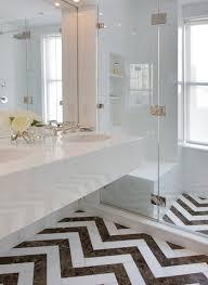 Patterned Floor Tiles Bathroom Bathroom Marble Chevron Bathroom Floor Tiles Airmaxtn