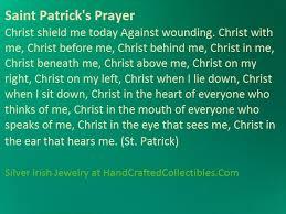 St Patrick Quotes New Irish Saint Patrick Quotes Troy C Wagstaff Aka CallahanWriter