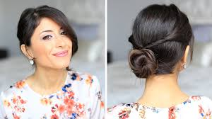 Luxy Hair Style double twisted bun hair tutorial youtube 7501 by wearticles.com