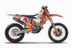2021 Ktm 350 Xc F Kailub Russell Edition Hiconsumption Ktm Ktm Dirt Bikes Motorcross Bike