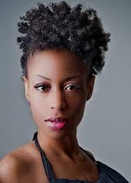 Coupe Courte Afro Mariage Coiffures à La Mode 2019