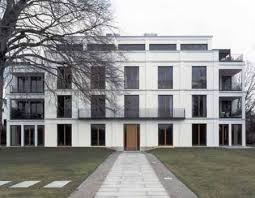 classic architectural buildings. Modern Classical Architecture. The Schone Aussicht House By Kahlfeldt Architekten. Classic Architectural Buildings N