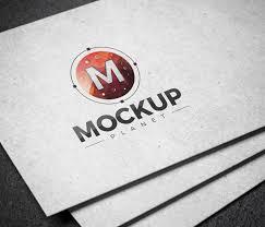 Free Logo Mockup 40 Free High Quality Logo Mockup Psd Files For Logo Branding