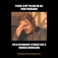 psychology memes | Tumblr via Relatably.com