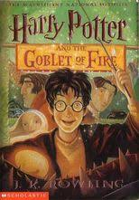 harry potter and the goblet of fire harry potter wiki fandom  goblet fire cover