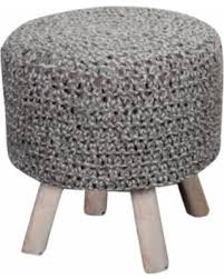 small ottoman stool. DEAL ALERT Christopher Knight Home Montana Knitted Fabric Round Throughout Small Ottoman Stool Designs 5 Allwillsee.org