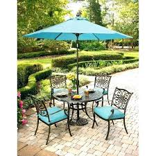 Outdoor dining sets with umbrella Luxury Small Outdoor Table With Umbrella Round Patio Dining Sets Small Umbrella Table Unique Cheap Furniture With Teak Woo Small Patio Furniture Small Outdoor Kmart Small Outdoor Table With Umbrella Round Patio Dining Sets Small