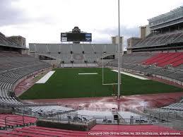 Ohio Stadium Concert Seating Chart Ohio Stadium View From Section 4a Vivid Seats