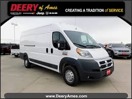 2018 ram promaster 3500 cargo van high roof 159 wb ext