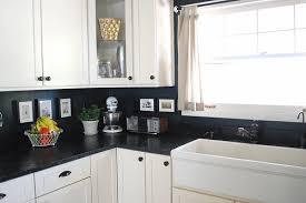 Marvelous Painted Kitchen Backsplash Ideas For Create Home Interior Design  with Painted Kitchen Backsplash Ideas