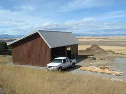 pole barn loft design plans framing instructions garage barns 24x24 pictures of metal house ideas
