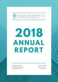 Templates For Annual Reports Ukranagdiffusion Simple Annual Report Template Design