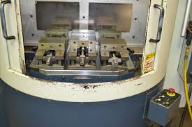 machining center pallet. argo seiki a-56+ apc cnc vertical machining center w/rotary pallet changer precision machinery sales, inc.