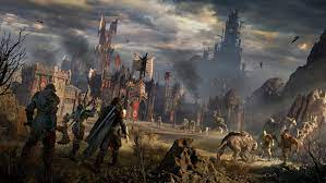 3840x2161 middle earth shadow of mordor ...