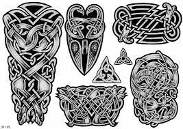 кельтская татуировка эскизы татуировок в стиле кельтская