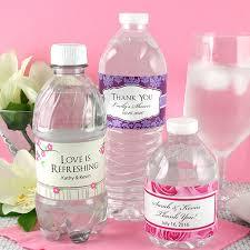 wedding bottle label wedding water bottle labels weddingfavours ca ingersoll ontario
