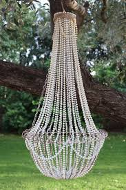 diy chandelier ideas and project tutorials diy french beaded chandelier easy makeover tips